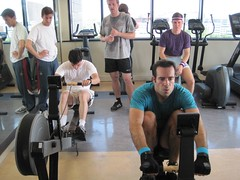 exercise equipment, room, strength training, muscle, physical fitness, person, physical exercise, gym,