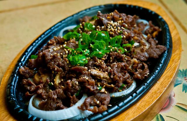 Bulgogi - Korean bbq beef | Flickr - Photo Sharing!