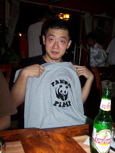 tony mu: panda pimp