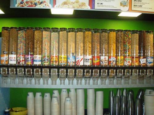 Cereal Bar Restaurant Florida