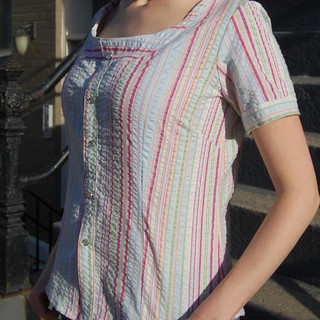 Stripey shirt by Sarah
