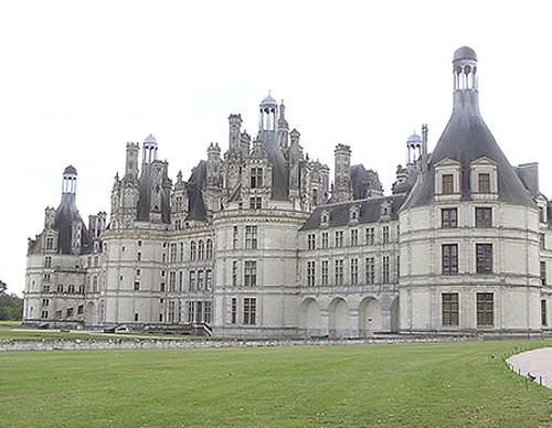Castillo de chambord francia el blog de damadenegro - Castillo de chambord ...