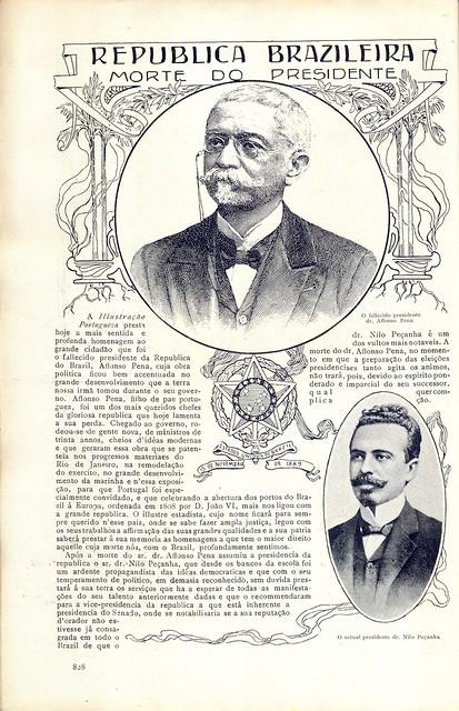 Illustração Portugueza, No. 175, June 28 1909 - 29
