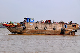 Vietnam-0466 - Fish in Comfort.....