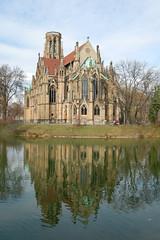 Johanneskirche am Feuersee - Stuttgart, Germany