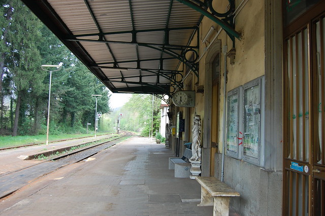 bagni di lucca   train station flickr   photo sharing