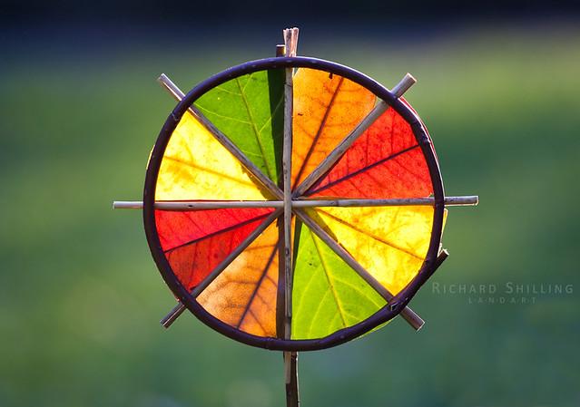 4 Colour Sun Wheel