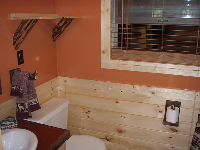 Luxury Railroadware Bathroom Hardware Collection  Rustic  Bathroom  San
