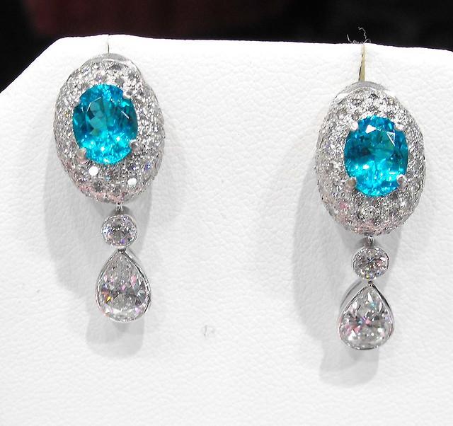 Paraiba Earrings Flickr Photo Sharing