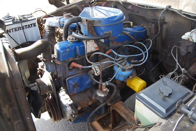 Ford 300 Inline 6 : Parts for a ford inline six