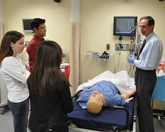 Center for Immersive Medical Education and Research, Emergency Medicine Simulation Lab, 2009