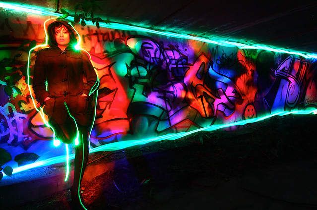 Night Lights & Illum collaboration!