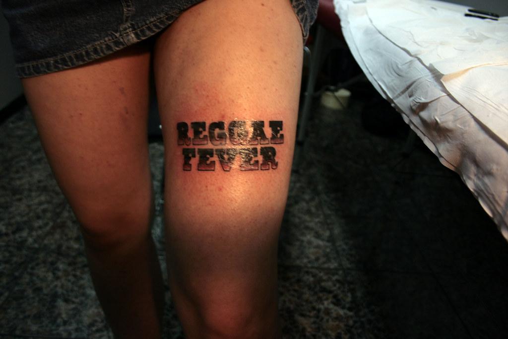 Reggae Fever on my skin! | Mary's eyes | Flickr