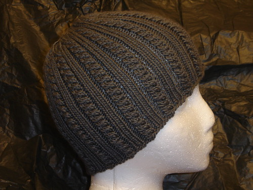 Aztec beanie for Che
