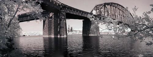Carrie Furnace Hot Metal Bridge by John Fobes