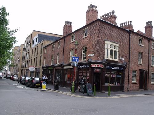 Birmingham Back to Backs - Hurst Street