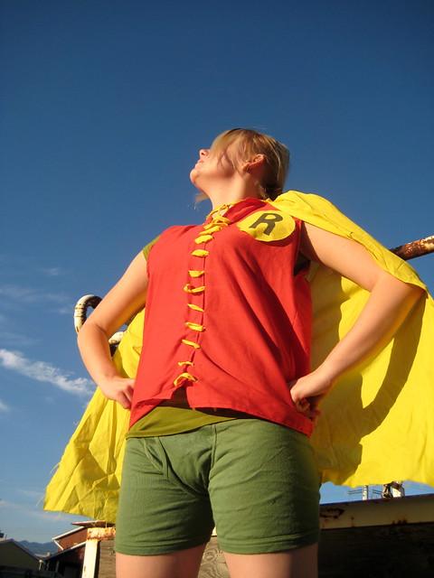 how to become a vigilante superhero