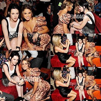 Nikki Reed  Kristen Stewart Kiss on Kristen Stewart    Nikki Reed   Flickr   Photo Sharing