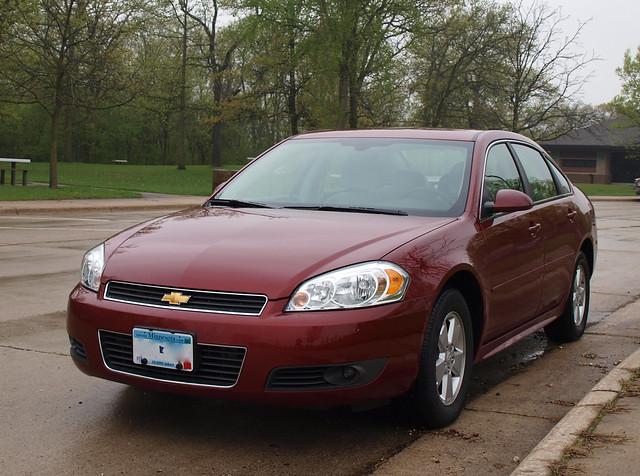 2010 Chevrolet Impala 3