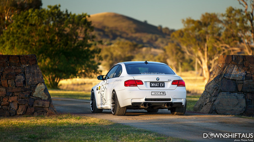 Ben's E92 M3 at ModBall