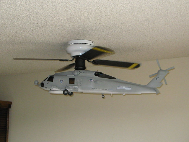 Helicopter blade ceiling fan wanted imagery sea hawk ceiling fan flickr photo sharing helicopter blade ceiling fan aloadofball Images