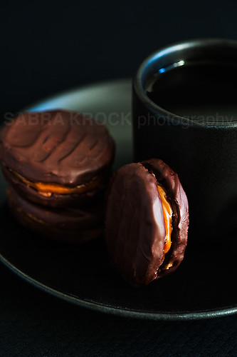 chocolate dulce de leche cookies 5592