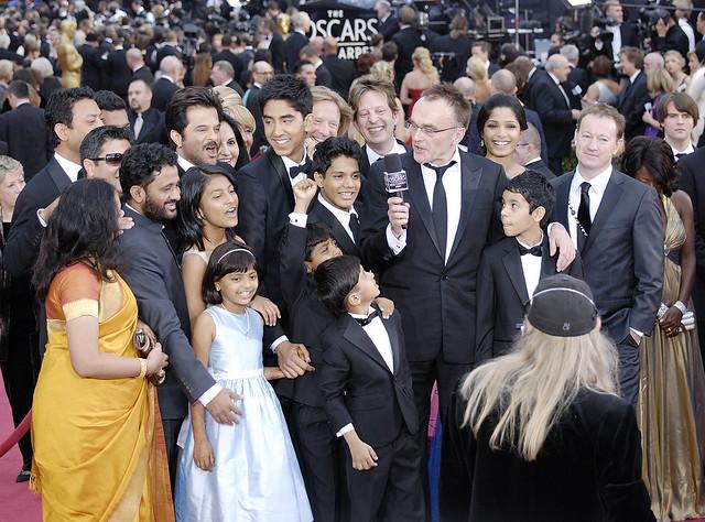 Oscar 2009 Slumdog Millionaire Cast A Photo On Flickriver