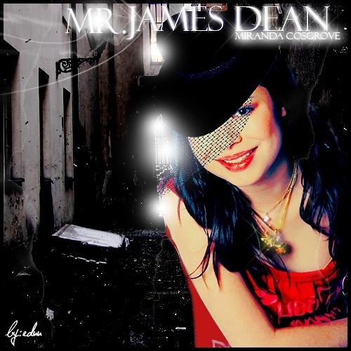 Miranda Cosgrove-Mr.James Dean