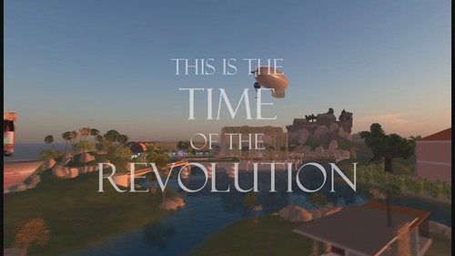 0527 - This is the Time of the Revolution