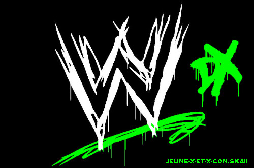 logo wwe vert speciel dx flickr photo sharing