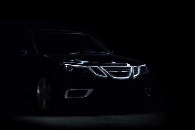 From Russia with Love: SAAB 9-3 Aero XWD stunning photos