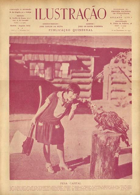 Ilustração, No. 120, Natal, Dezembro 16 1930 - 12