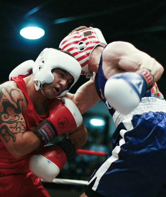 Golden Gloves Fitness Vaughan: Chicago Golden Gloves - Final Bouts
