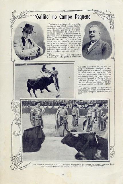 Ilustração Portugueza, No. 541, July 3 1916 - 16