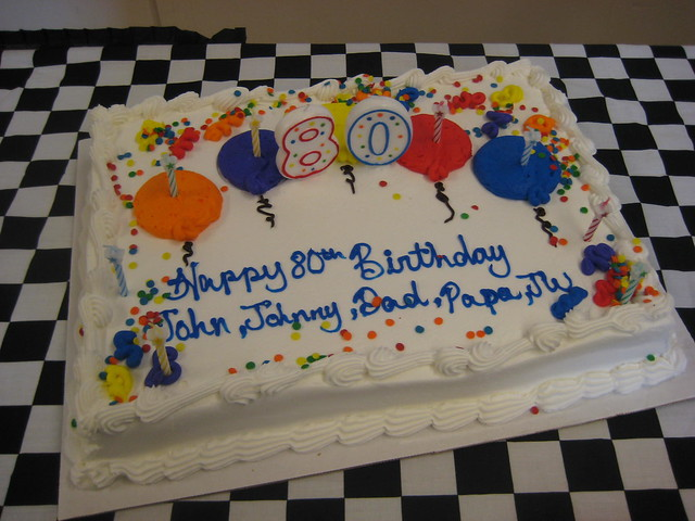 Portland Birthday Cake Bakery
