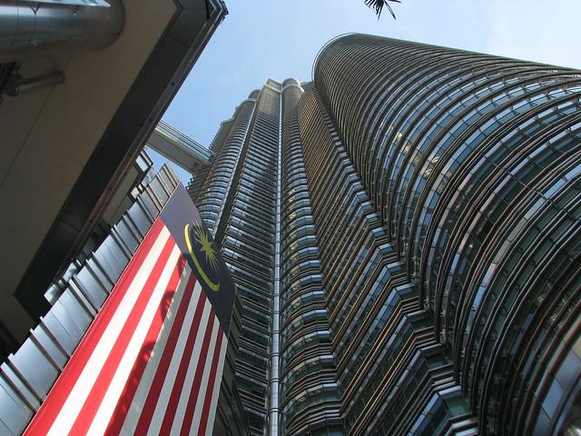 Malaysia - 036 - KL - Petronas Towers symbol of Malaysian pride