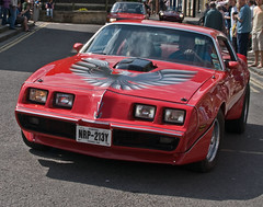 Classic Car Rally, Wallingford 2009