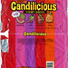 Candilicious chewy candies bag - Late 80's Early 90's