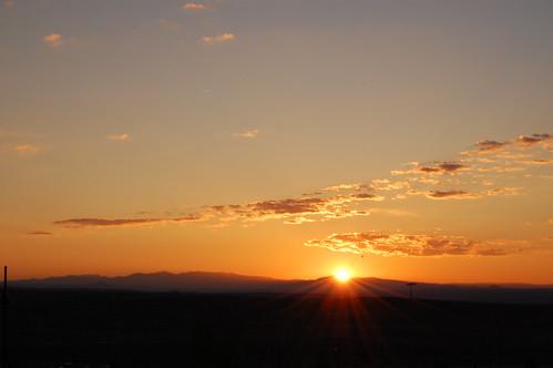 clouds sunrise nm riorancho