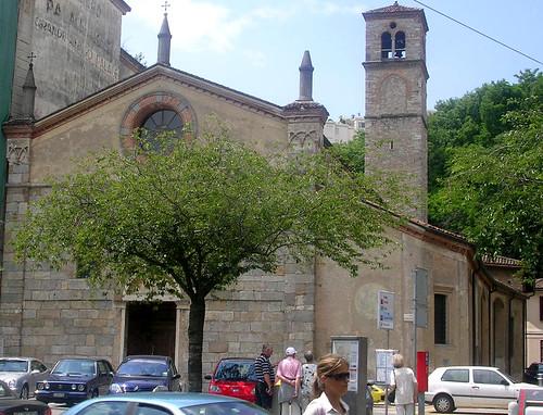Lugano - Santa Maria degli Angeli
