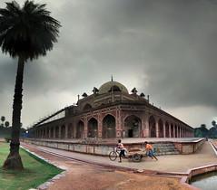 Delhi - Tombe d'Humayun - 28-07-2009 - 17h25