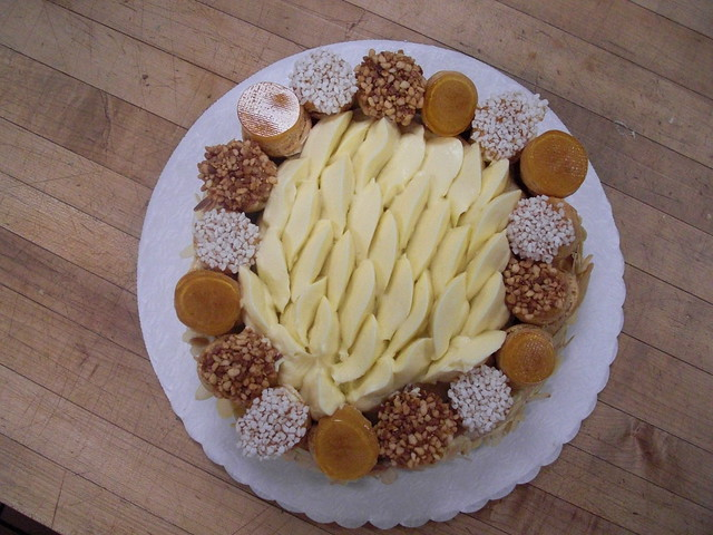 St. Honore Cake 2 | Flickr - Photo Sharing!