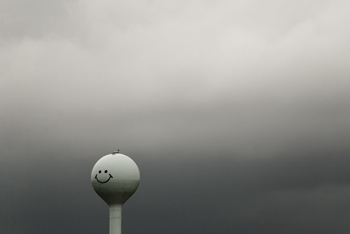 Water Tower Face