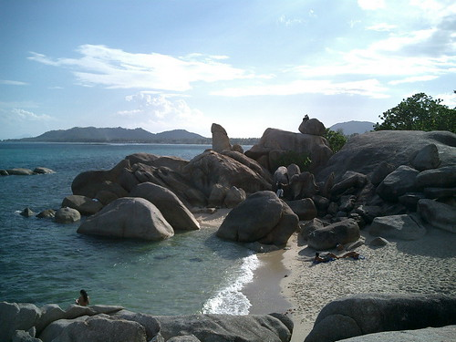 Samui Grandfather/Grandmother Rock