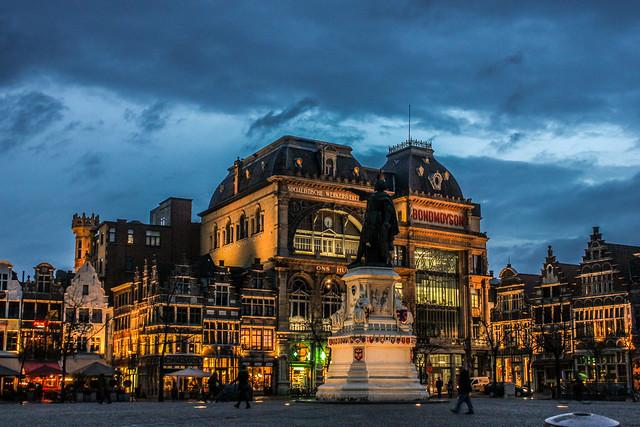 Gante en Bélgica