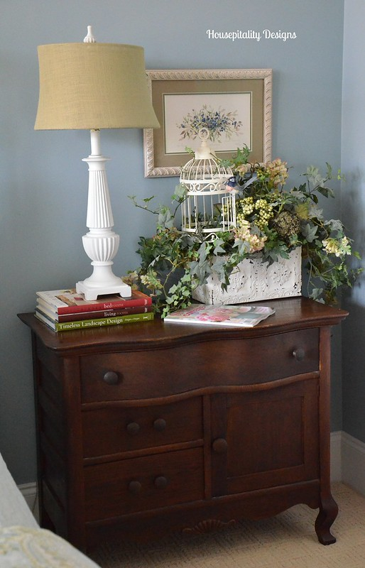 Guest Room Washstand/nightstand