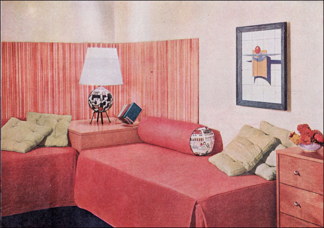 1950s children room - a gallery on Flickr