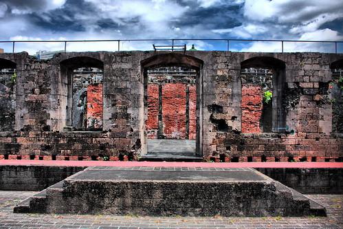 Rajah Sulayman Fort Santiago