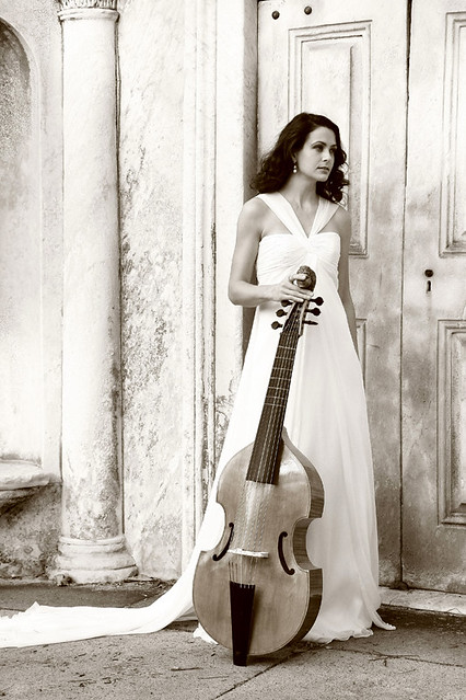 Annalisa Pappano of The Catacoustic Consort