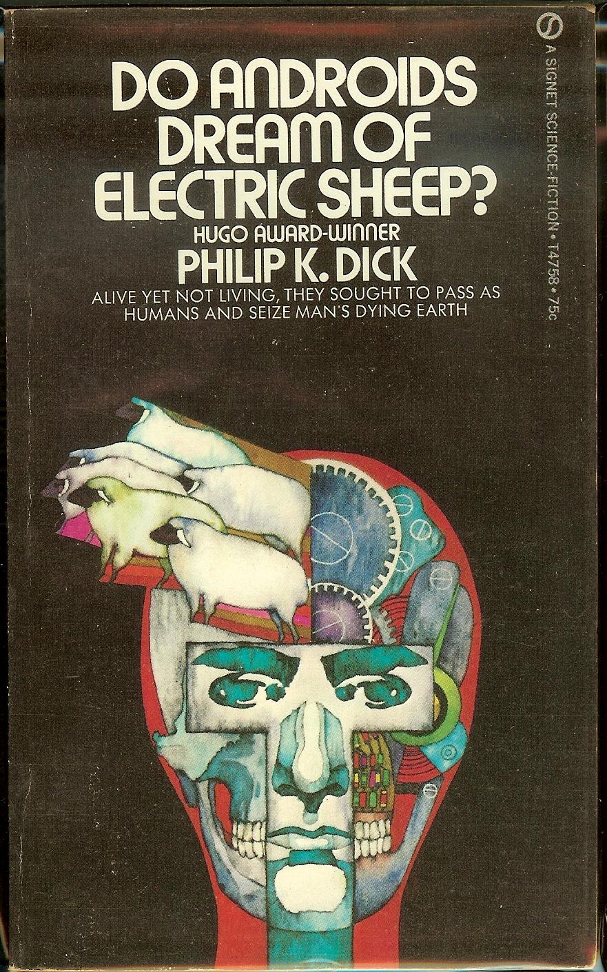 do androids dream of electric sheep vs blade runner essay